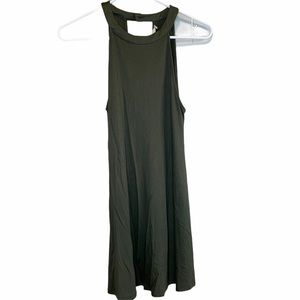 NWT Hippie Rose Olive Green Dress